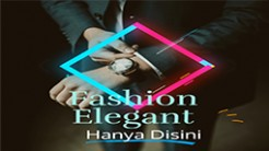 Video Promosi Fashion Elegant