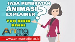 Bikin Animasi Explainer 2D - Custom Made